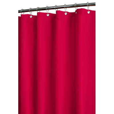 Shower Curtains Red
