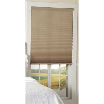 Light Filtering Cordless Pleated Shade