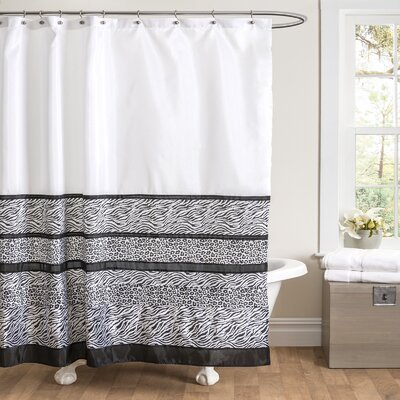 Tribal Dance Shower Curtain