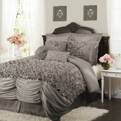 Walgett Shire 4 Piece King Comforter Set