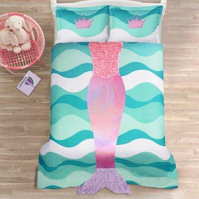 Alissa Comforter Set Size: Twin
