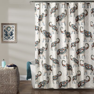 Newton Shower Curtain