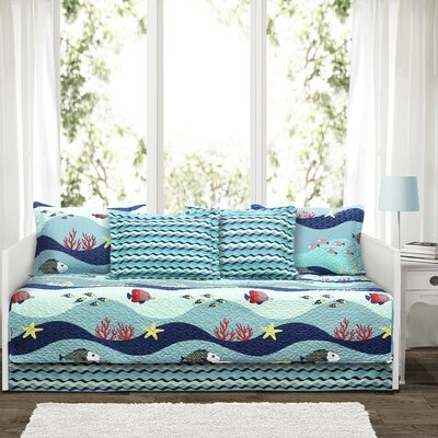Karyn 6 Piece Daybed Cover Set HLDS7014 42418779