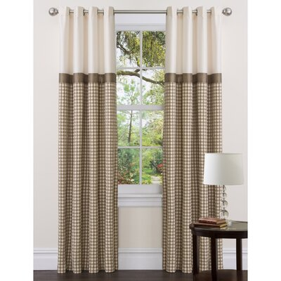 Waldorf Panel Taupe Vertical Blind