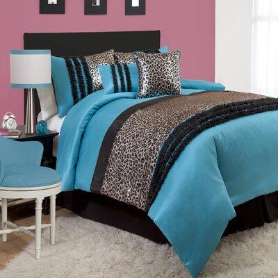 Kenya Juvy Comforter Set Size: Full