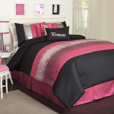 Night Sky Juvy Comforter Set Size: Full C00106P12