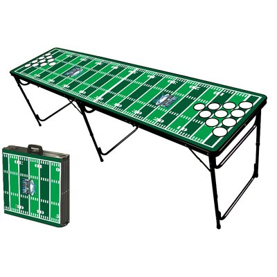 Beer Pong Table Color: Red Cups PPT-100620252