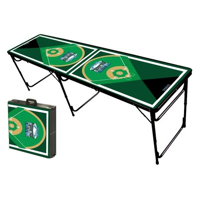Party Pong Tables Baseball Diamonds Folding and Portable Beer Pong Table at Sears.com
