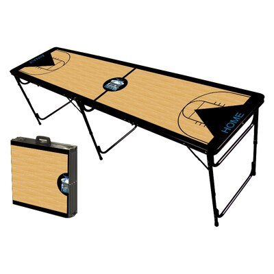 Party Pong Tables Basketball Court Folding and Portable Beer Pong Table at Sears.com