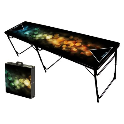 Party Pong Tables Bubbles Folding and Portable Beer Pong Table at Sears.com