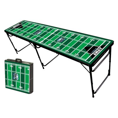 Party Pong Tables Football Field Folding and Portable Beer Pong Table at Sears.com