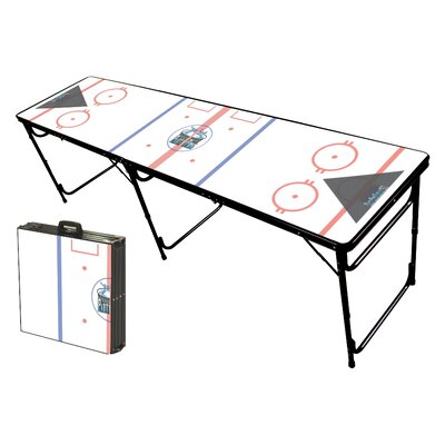 Party Pong Tables Hockey Rink Folding and Portable Beer Pong Table at Sears.com