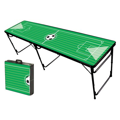 Party Pong Tables Soccer Field Folding and Portable Beer Pong Table at Sears.com