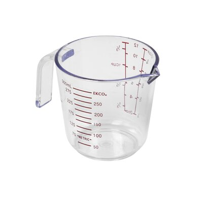 1.5 Cup Plastic Measuring Cup 1094898