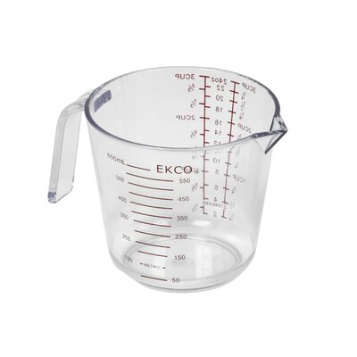 3 Cup Plastic Measuring Cup 1094899