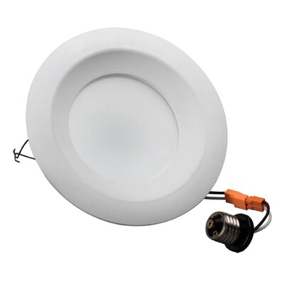 BuilderSelects 7.5 LED Recessed Retrofit Downlight