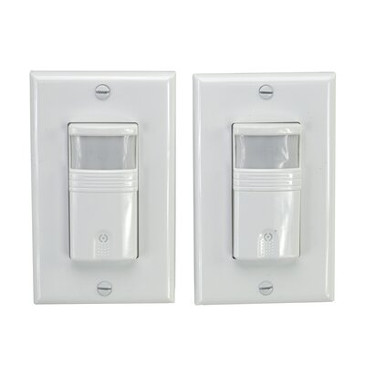 BuilderSelects Wall Switch Occupancy Sensor