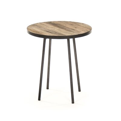 Vieux End Table