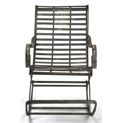 Iron Armchair