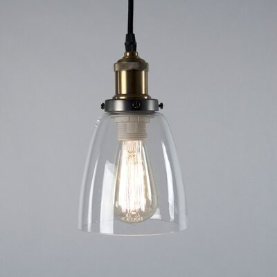Tilly Hanging 1-Light Mini Pendant