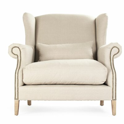 Eira Half Wingback Chair