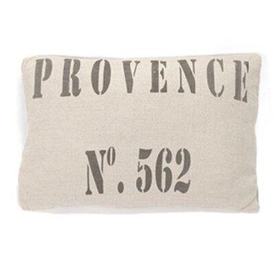 Gittan Provence Linen Lumbar Pillow
