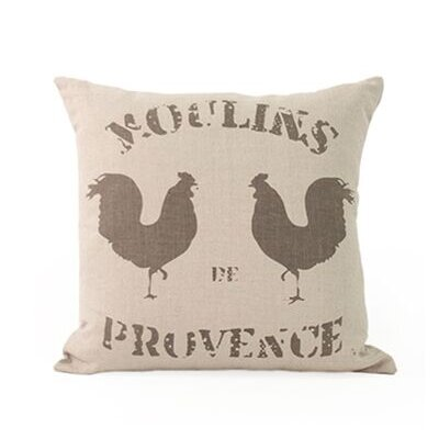 Gittan Linen Throw Pillow