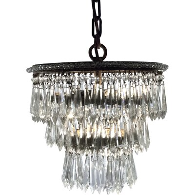 Ancil Crystal Chandelier