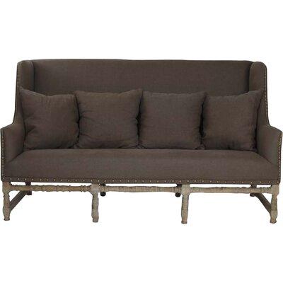 Aubert Sofa Upholstery: Aubergine