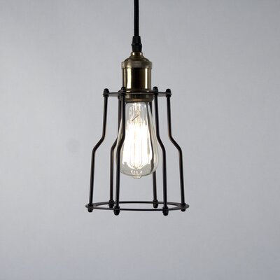 Aldric 1-Light Foyer Pendant