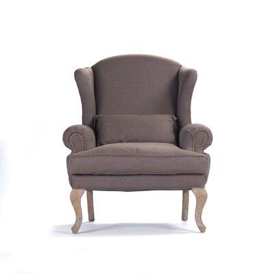 Zacharie Wingback Chair