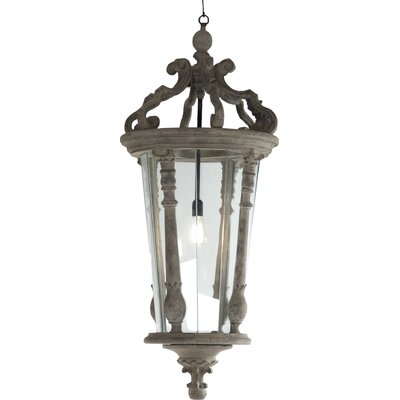 Fay 1-Light Foyer Pendant
