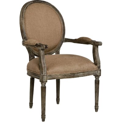 Medallion Armchair