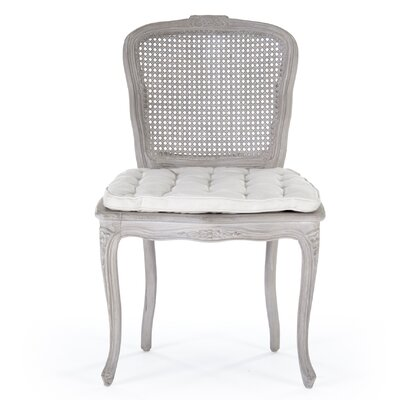 Annette Side Chair Finish: White