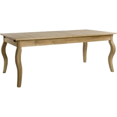 Rhone Extendable Dining Table Finish: Natural Oak