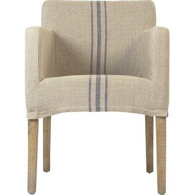 Avignon Armchair Upholstery: Blue