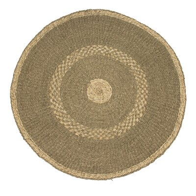 Albury Striped Brown Area Rug