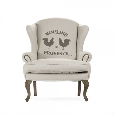 Kelkar Wingback Chair