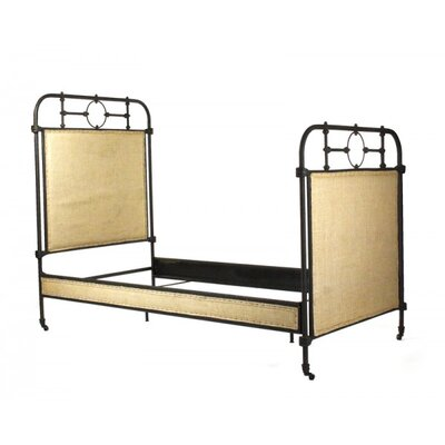 Roeder Panel Bed Size: Twin