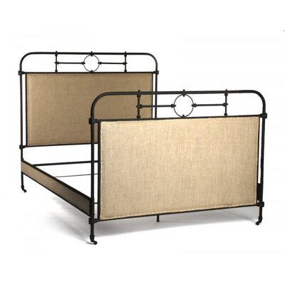 Roeder Panel Bed Size: Queen