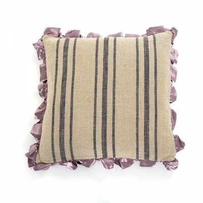 Batie Skirted Throw Pillow