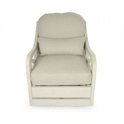 Usher Swivel Armchair