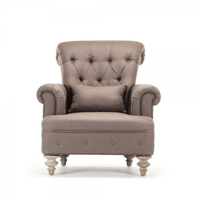 Dowson Tufted Armchair