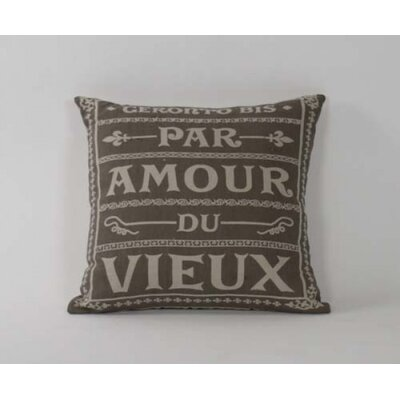 Asencio Linen Throw Pillow