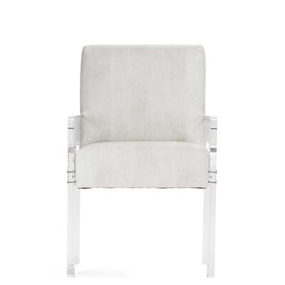 Lasley Acrylic Armchair
