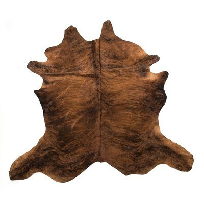Dunneback Cowhide Exotic Medium Area Rug