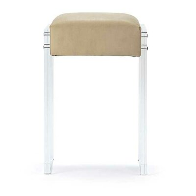 Larrison Acrylic 25 Bar Stool