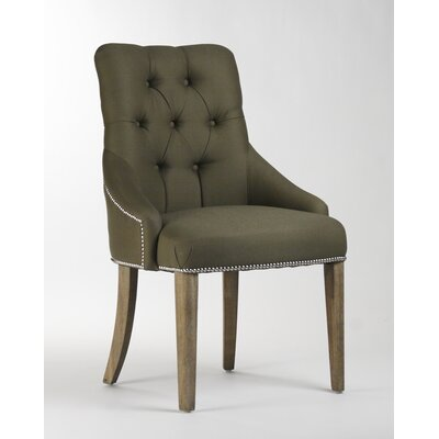 Anneau Fabric Side Chair