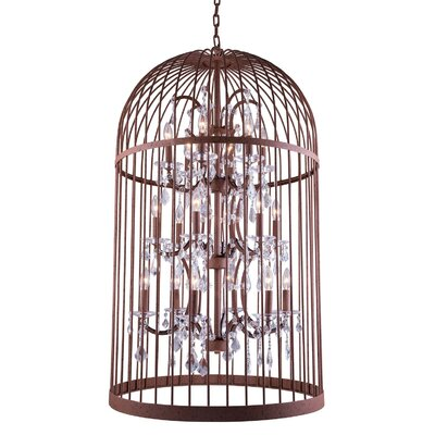 Roxie 18-Light Foyer Pendant