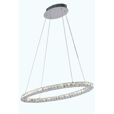 Edgardo 24-Light Crystal Chandelier
